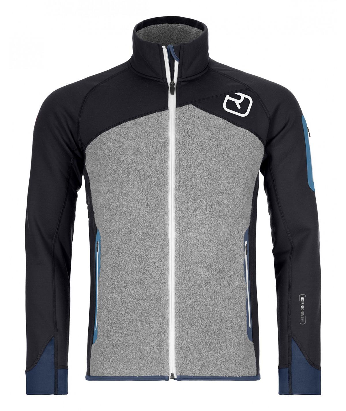 ORTOVOX - Fleece Plus Jacket M